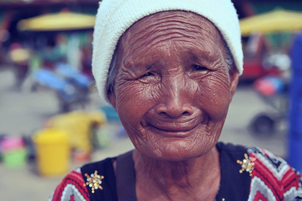 老いることとは「蓄積」である